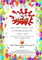 Messy Church - Saturday January 12th