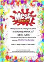 Messy Church at St John's - Sat 21st March - 10:45-12:45