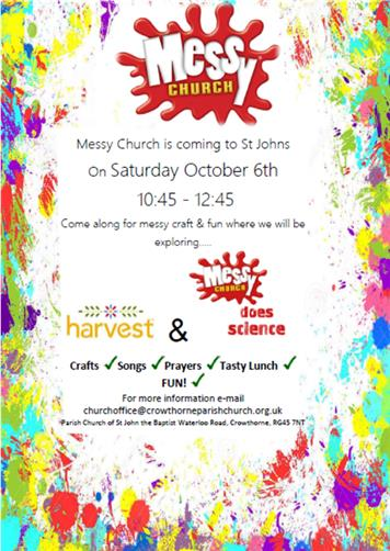 - Messy Church