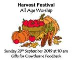 Harvest - All age worship